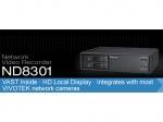Đầu ghi hình camera IP 8 kênh Vivotek ND8301